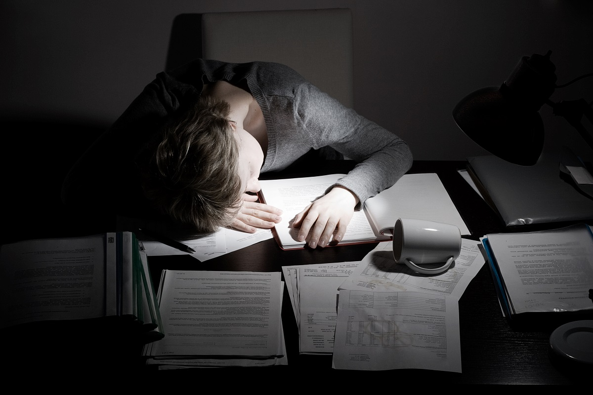 Sleep deprivation can lead to loss of fitness - Shape Up Fitness & Wellness Consulting