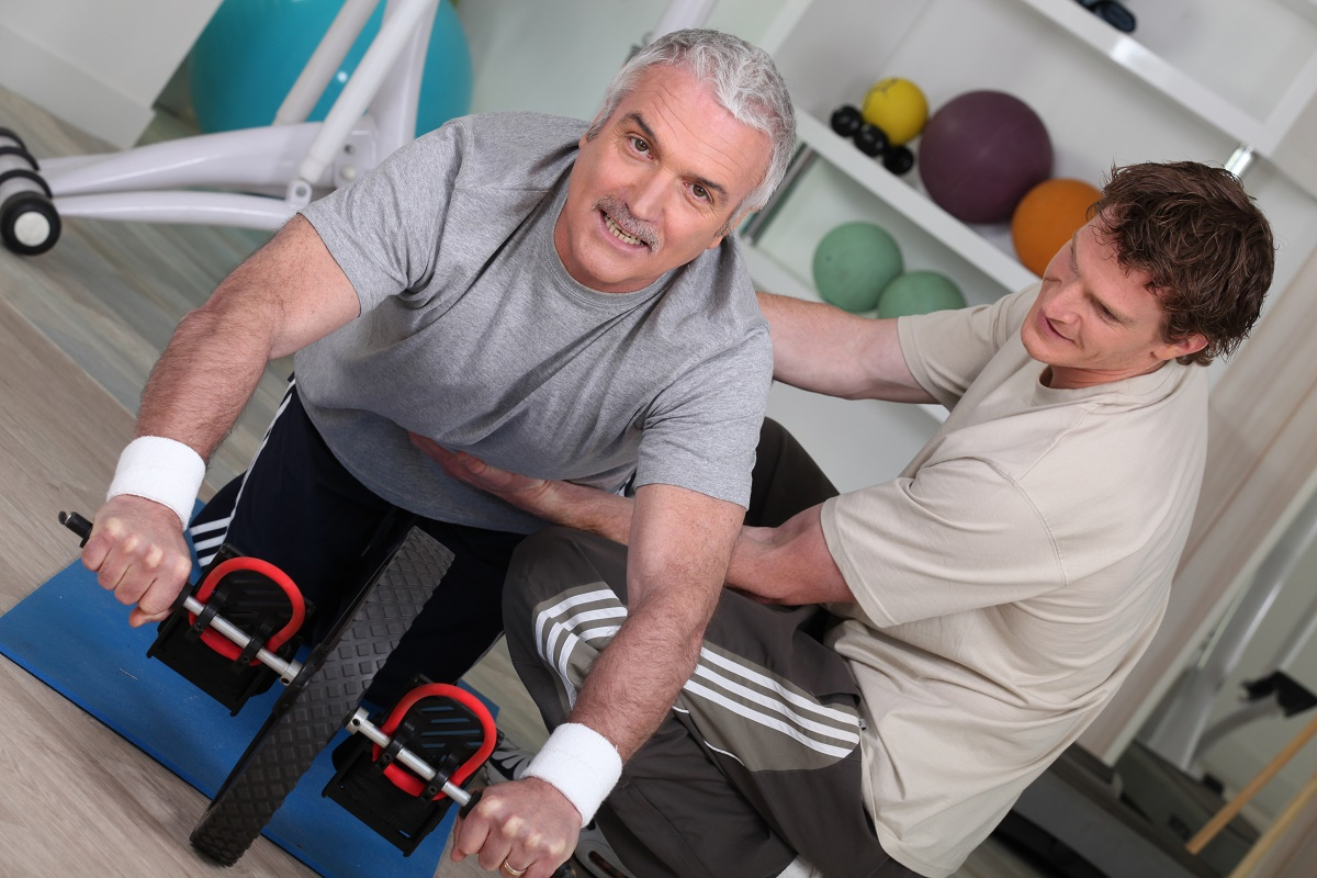 Personal Training for Older clients at Shape Up Fitness & Wellness Consulting