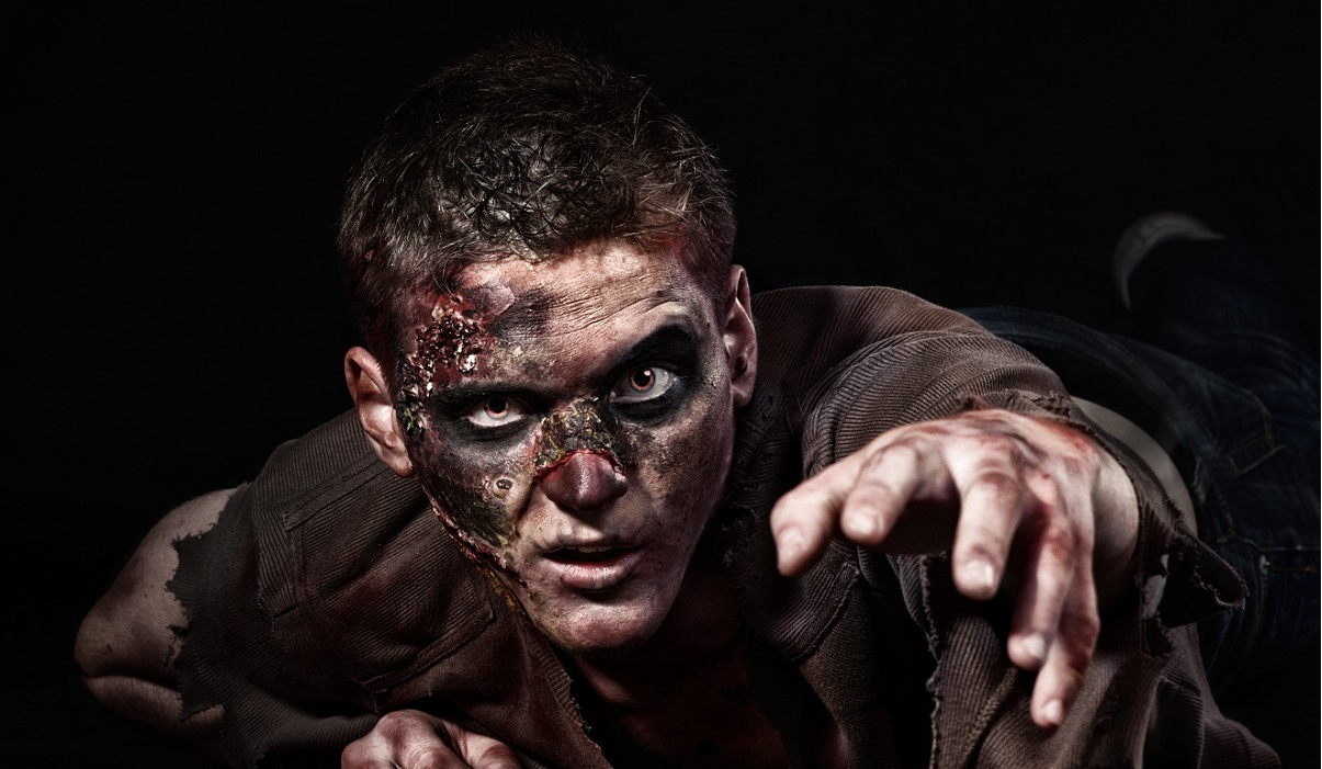 A Zombie App can help you with your Fitness in Charlotte at Shape Up Fitness & Wellness